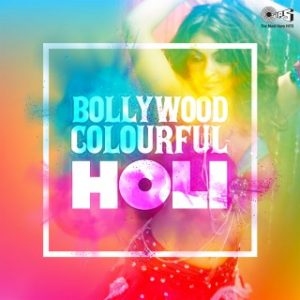 Colourful Bollywood Holi