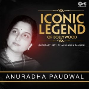 Iconic Legend Of Bollywood - Anuradha Paudwal